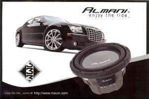 Click here to download the Almani spec sheet.
