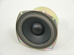 Boston Acoustics 4.5 inch woofer