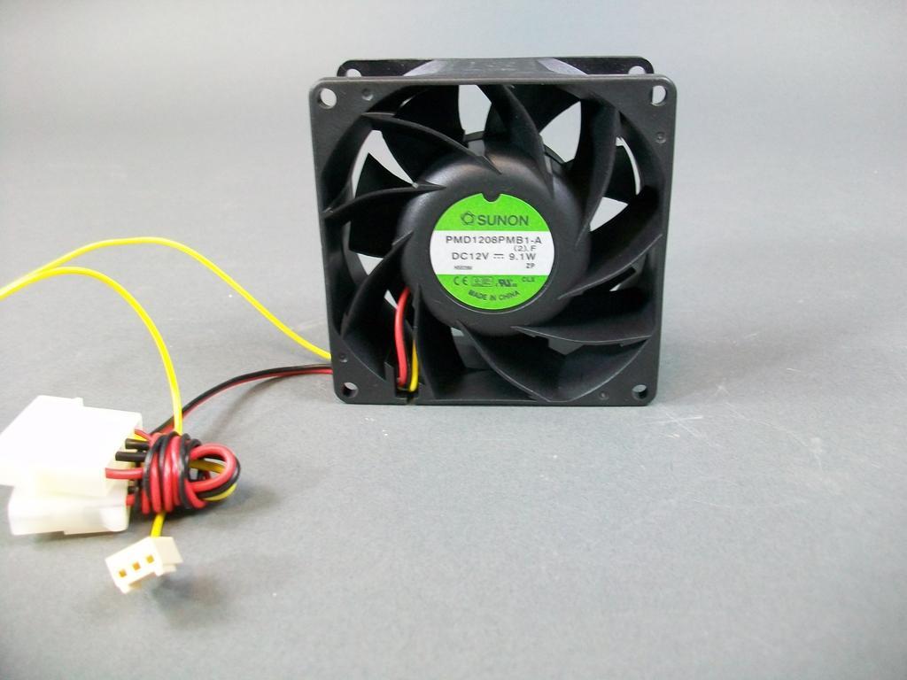 Sunon PMD1208PMB1 A 12V DC 9.1W Brushless Fan #C2BD09