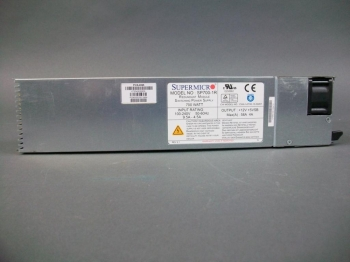 Damaged Supermicro 700W Power Supply SP700-1R
