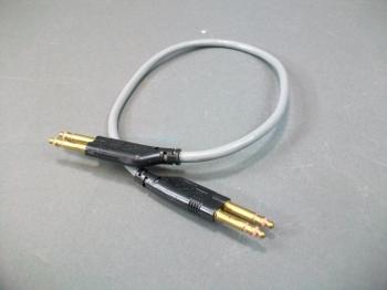 Plug Dual Bantam Patch Cable Assembly PJ762