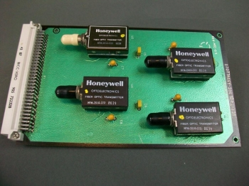 Honeywell HFM-2010-222 Fiber Optic Transmitter