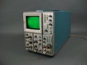 Tektronix 7623 A Oscilloscope with Modules