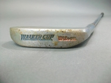 Classic Wilson Walker Cup Golf Putter