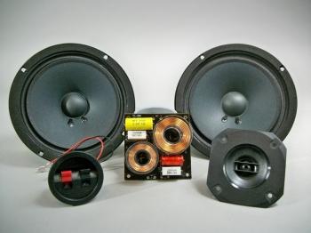 Cerwin Vega Center Channel Speaker Kit