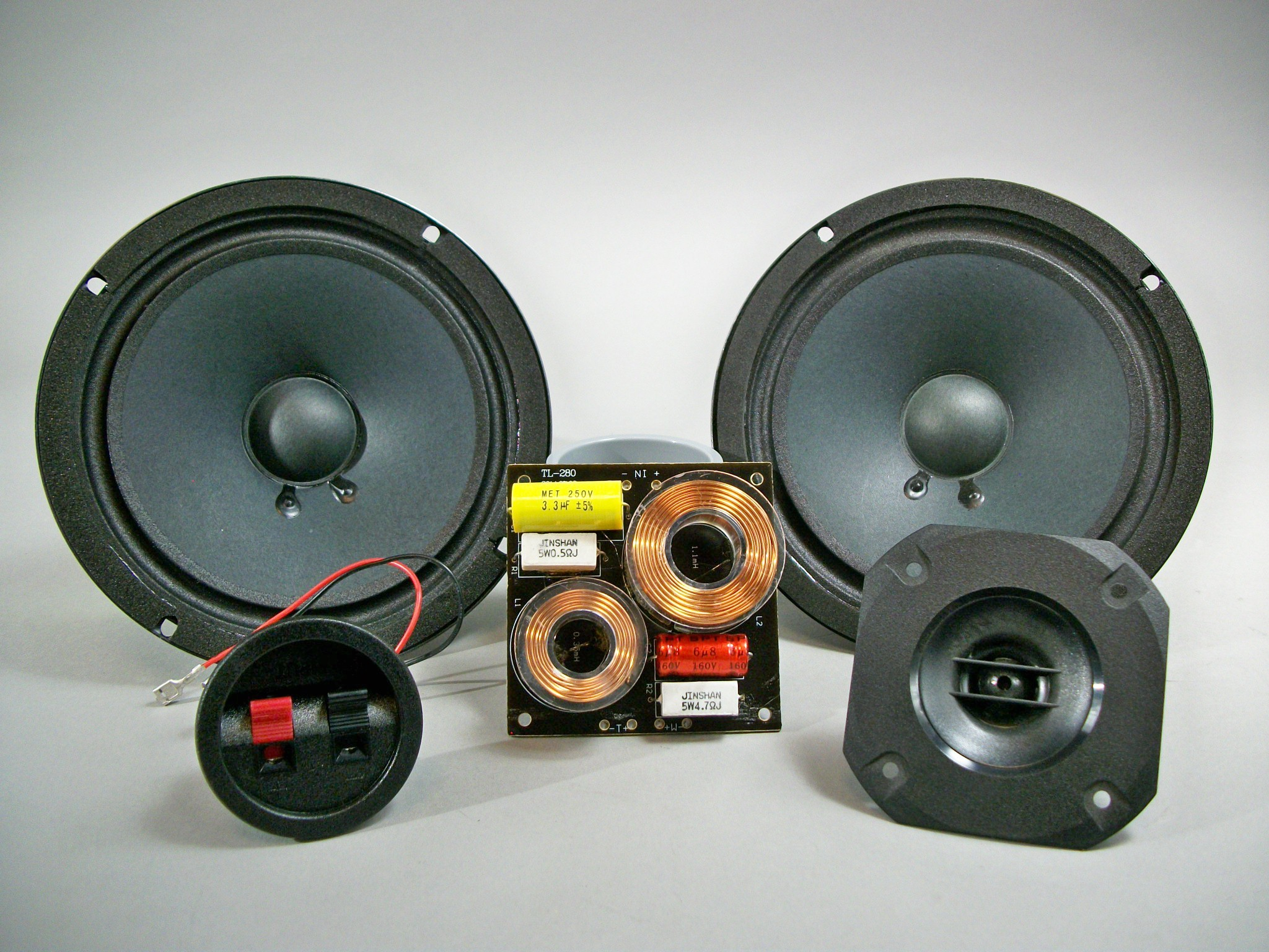 Build Some Boxes and Have a Great Center Channel Speaker!!!