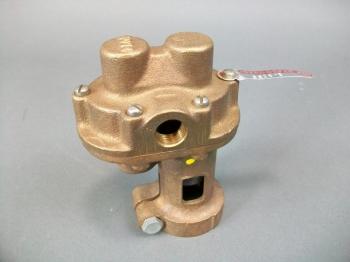 Oberdorfer Bronze Close-Coupled Gear Pump Mod 992