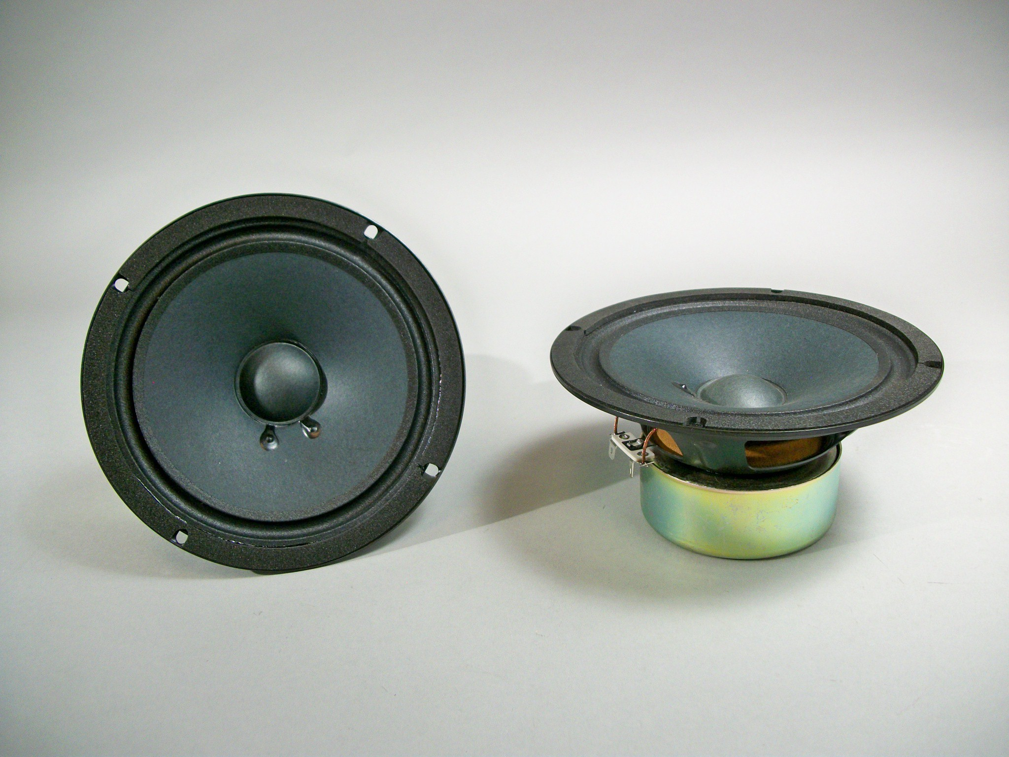 Solid 6 inch Dual Woofer System!!!