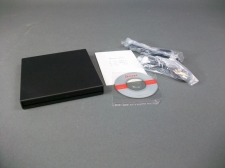Enclosed Panasonic Blu-Ray, CD and DVD Writer with Accessories