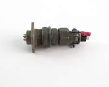 5015 Mated Pair Connectors MS3106A14-5S / MS3102E14S-5P