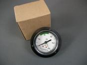 H.O. Trerice Co. Oxygen Gauge 0-200 PSI -NOS