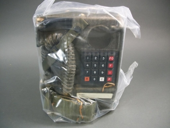NOS Military Digital Non-Secure Voice Terminal TA-954/TT