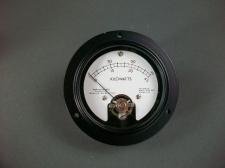 A&M Instruments Panel Mount Kilowatt Meter 7930973 -New in Box!