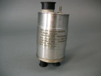 Edcliff Instruments Fuel Transducer 126468 Used