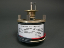 New, Old Stock Telectro Systems Takeup Motor 115V 4003427-1