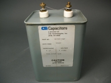 CSI Technologies Capacitor 4 KVDC 4uF -New Old Stock