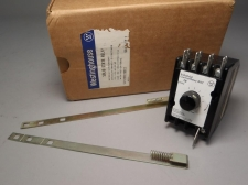 Westinghouse Solid State Timer Relay 1253C29G12 New Old Stock