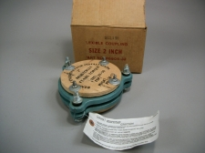 """Resistoflex Expansion Joint Bellow 2"""" R6904-32 Torque 25-50 New Old Stock"""