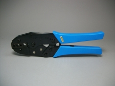 Alpha Crimping Tool Crimper AT-350 RG6 RG59 RG58 Cable TV Am Radio New Old Stock