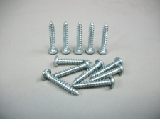 "Speaker Hardware Kit 12 Pack of #8 x 1"" Sheet Metal Screws"