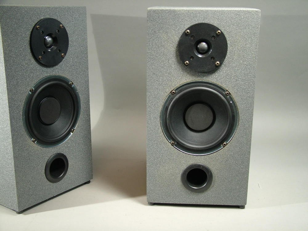 Audiophile Studio Reference Monitor 6 5 Quot Kit Components