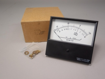 Triplett Special Scale Meter D4468-2 NSN: 6625-01-091-1159 -New in Box