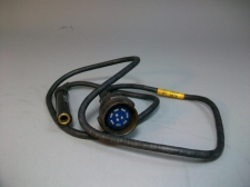 Headphone Cable Assembly CX-1334/U for Angry Five Receiver U-77/U & JJ-026 -NOS