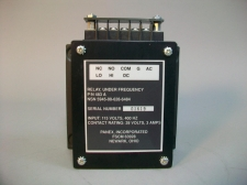 Panex Under Frequency Relay 483A 5945-00-628-6484 -New Old Stock