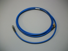 Huber & Suhner Coax Cable SMA Ends 50 Ohm - NOS