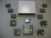 Japan Radio Company Bridge Navigational Watch Alarm Systems