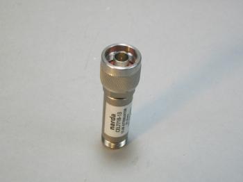 Narda Attenuator CEL771B-13 13dB 50 Ohms 2 Watts 800 - 2200 MHz - USED
