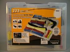 Dorman 777 Piece Zip Tie Kit 5 Colors 4, 8, 11 inch ties - NEW!