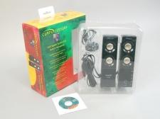 USB Powered Computer Speakers Desktop Laptop Skype Enabled Model 30588 - NEW