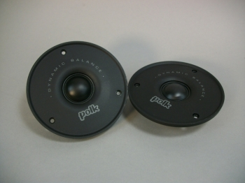 Pair of SL5500 Quality Dome Tweeters 8 ohm Major Brand