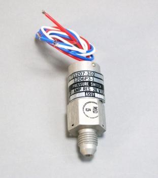 ITT 1206P3-1 Pressure Switch 1 Amp 28 VDC - NEW