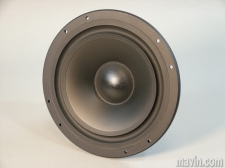 Replacement Woofer for Infinity 8 ohm Wide Flange 8 Inch Drivers