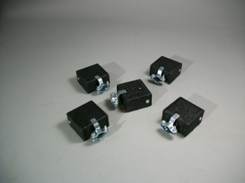 Cinch S-2408-CCT Socket Connector 8 Position (Lot Of 5 Pieces)
