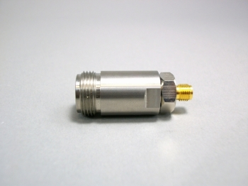 Amphenol 131-1077 N Type SMA Female Jack Connector - NEW
