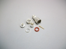 Kings KC-59-85 Coaxial Adapter BNC Connector - NEW