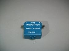 RYT Industries 200025 Isolator