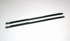 "Calmark Series 265 Card-Lock Retainers A265-1045 Rev N/C 11"" Lot of 2 - NEW"