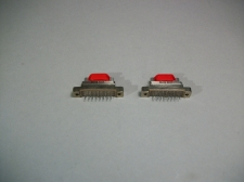 Microdot Micro Connectors 3489AS3417-6 Lot of 2 - New