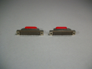 Microdot Micro Connectors 3489AS3417-7 Lot of 2 - New