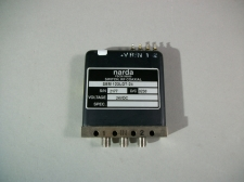 Narda SEM123LDT-24 Coaxial RF Switch - Used