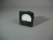 Simpson 5730-1240 10 Amp Meter Model 57 - New