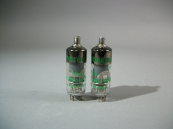 Victoreen 7234 Vacuum Electron Pentode NOS Radio Tube - New Lot of 2