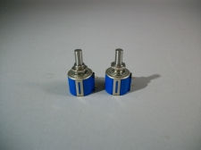 Bourns 3540S-1-101 Precision Potentiometer - Lot of 2 - New