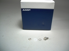AMP 415577-2 Tyco RF Connector SMB Jack 75 OHM - New Lot of 50