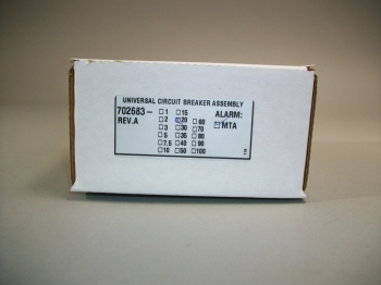 Airpax LMLK1-1RS4-29172-20 Circuit Breaker W/ 90° Universal 702683 Mounting Kit