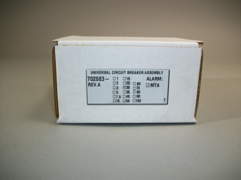 Airpax LMLK1-1RS4-29172-30 Circuit Breaker W/ 90° Universal 702683 Mounting Kit